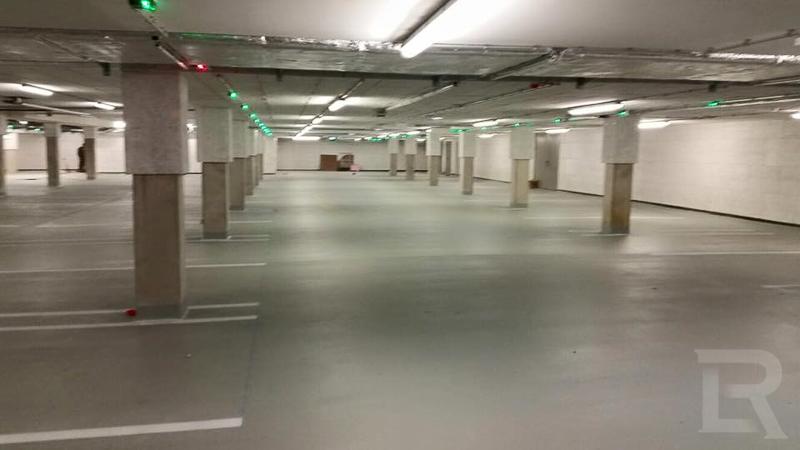 Tiefgarage Neubau Fraunhofer Institut