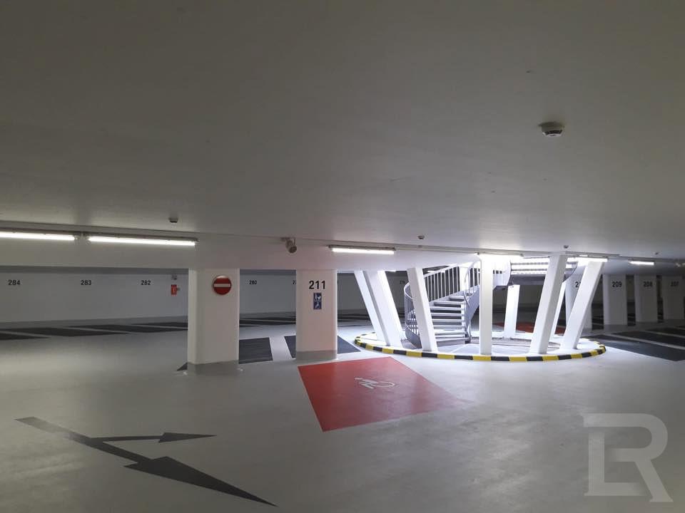 Hauptbahnhof Erfurt 1.BA
