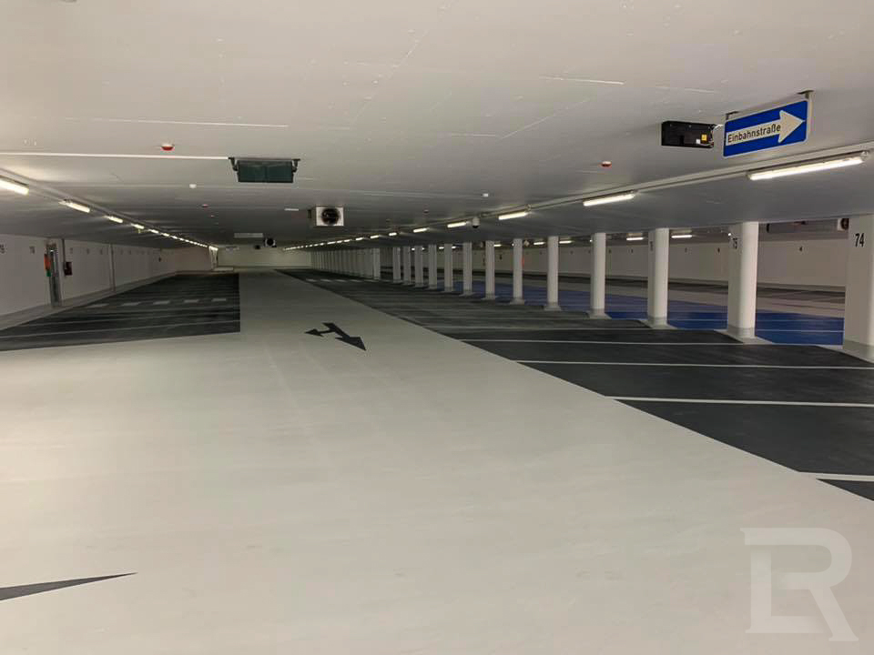 Hauptbahnhof Erfurt 3.BA