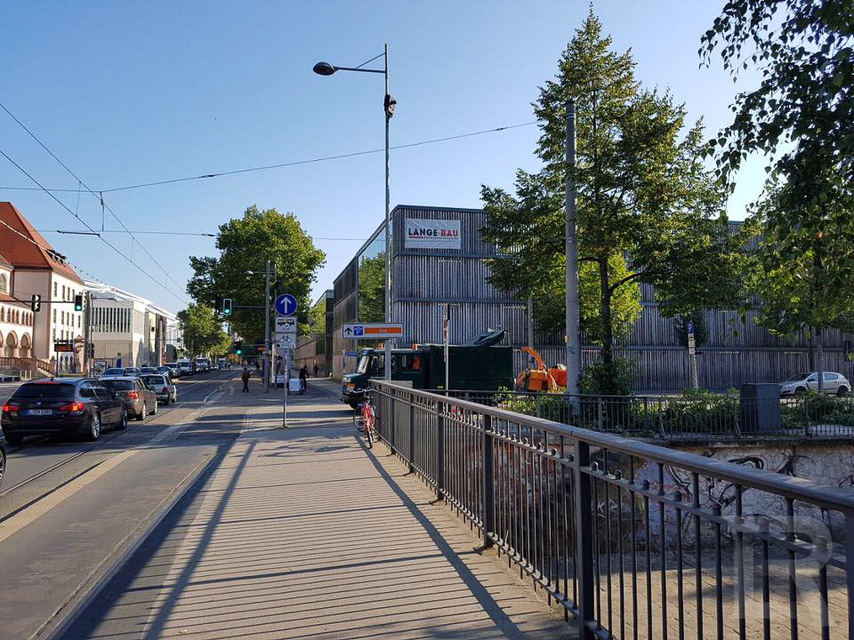 Zoo Leipzig Freideck